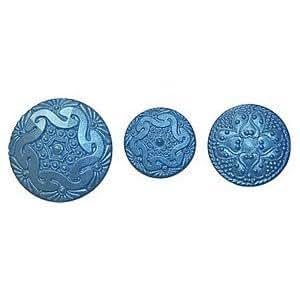 First impressions moldes molde de silicona medallions - Moldes silicona amazon ...