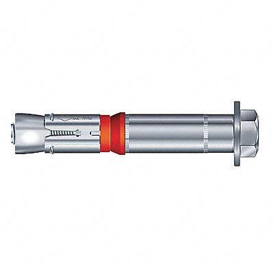 Mkt Fastening Wedge Anchor Dia.10mm CS Ln.75mm PK50