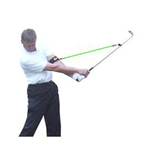 (Perfect Release Golf Club Swing Plane Trainer Aid)