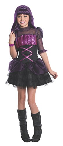 Rubies Monster High Frights Camera Action Elissabat Costume, Child Medium (Best Vampire Costume Ever)