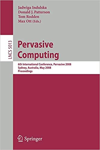 Descarga gratuita Pervasive Computing: 6th International Conference, Pervasive 2008, Sydney, Australia, May 19-22, 2008 PDF