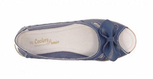 Bleu Premier Bleu marine pour femme Coolers Sandales FRqSIwIT