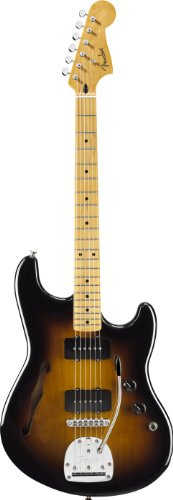 Fender Pawn Shop Offset Special Electric Guitar, Maple Fingerboard - 2-Color Sunburst