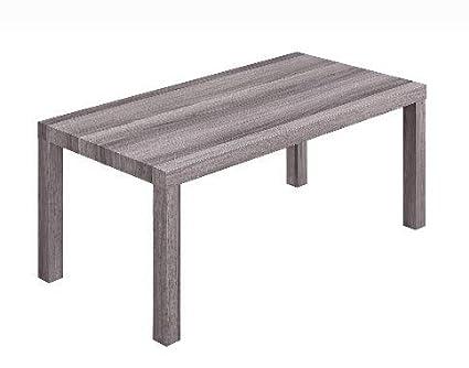 Groovy Amazon Com Mainstays Parsons Coffee Table Lightweight Creativecarmelina Interior Chair Design Creativecarmelinacom