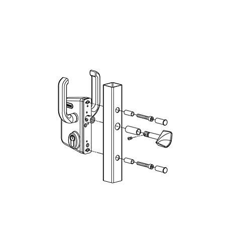 2477204-LOCINOX-LSKZ4040U2LZILVVSZS-Serratura-scorrevole-LSKZ4040U2L-per-tubo miniatura 4
