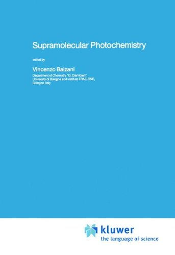 Supramolecular Photochemistry (Nato Science Series C:)