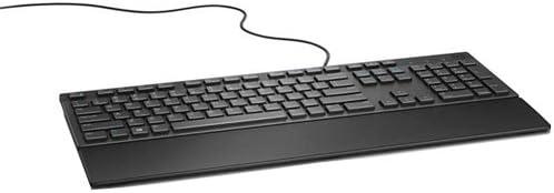DELL KB216 USB QWERTY Portugués Negro: Amazon.es: Electrónica
