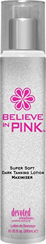Devoted Creations BELIEVE IN PINK Tanning Maximizer - 10 oz.