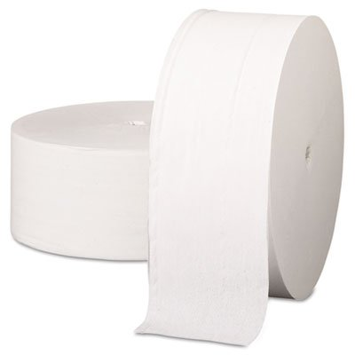 Coreless JRT Jr. Rolls, 2-Ply, 1150ft, 12 Rolls/Carton, Sold as 1 Carton, 12 Roll per Carton