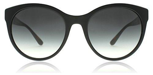 a7f9bd20dc11 Burberry 4236 30018G Black 4236 Aviator Sunglasses Lens Category 3 Size 56mm