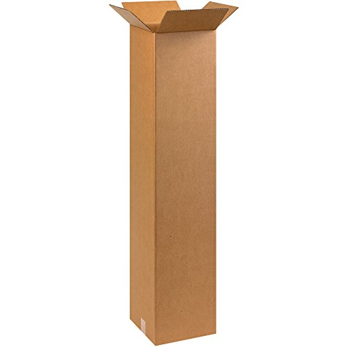 BOX USA B101048MS Tall Moving Boxes, 10