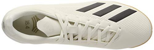 Hombre De 4 dormet negbás 0 In Para Fútbol Zapatillas Multicolor Adidas Sala casbla X Tango 18 6xTvY