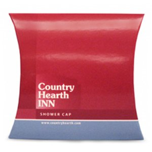 Country Hearth Inn Shower Caps  500 Individually Contained In Cartons
