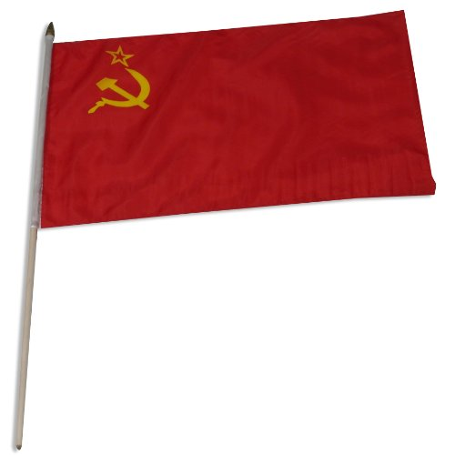 US Flag Store USSR Flag, 12 by 18-Inch