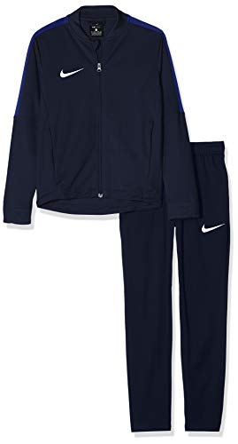 Nike Academy16 Knit 2 Junior Tracksuit Youth Kids (M, Obsidian)