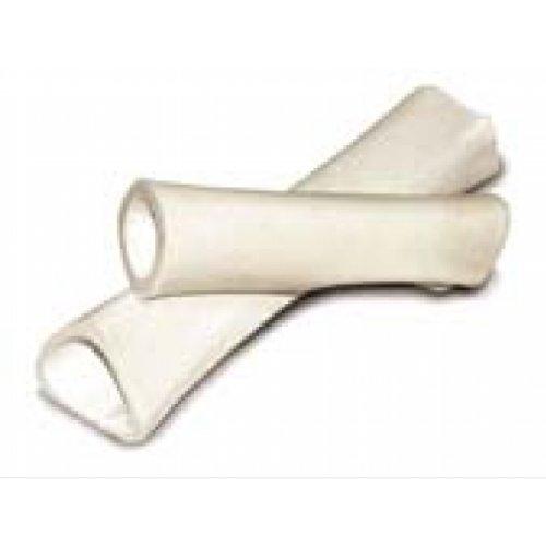 White Sterilized Bone Dog Treat [Set of 12] Size: 7-9