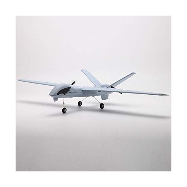 SODIAL Z51 Predator 660mm Wingspan 2 4G 2CH Glider RC