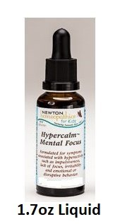 Newton Labs Homeopathics Kids Hypercalm Mental Focus 1.7oz Liquid by Newton Homeopathics (Image #1)