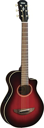 Yamaha APXT2 3/4-Size Acoustic-Electric Guitar with Gig Bag,