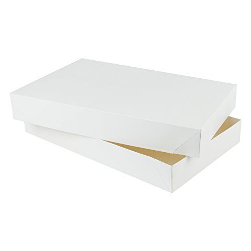 RUSPEPA Robe Cardboard Gift Box - Apparel Gift Boxes with lids Large - 17