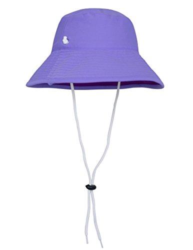 My Swim Baby Sun Hat, White, Medium