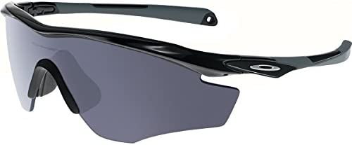 Oakley Men s OO9343 M2 Frame XL Shield Sunglasses