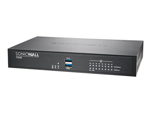 SonicWall | TZ500 TOTALSECURE 1YR | 01-SSC-0445