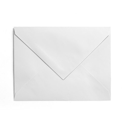 A2-Invitation-Envelopes-4-38-X-5-34-Inches-24-lb-White-Wove-GUMMED-Closure-100-Envelopes-Ideal-for-Invitations-Greetings-RSVP-Photo-Wedding-Announcement-Cards-36100