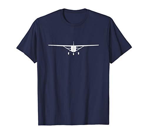Single Engine Prop Airplane Shirt - Tshirt (Airplane T-shirt Tee)