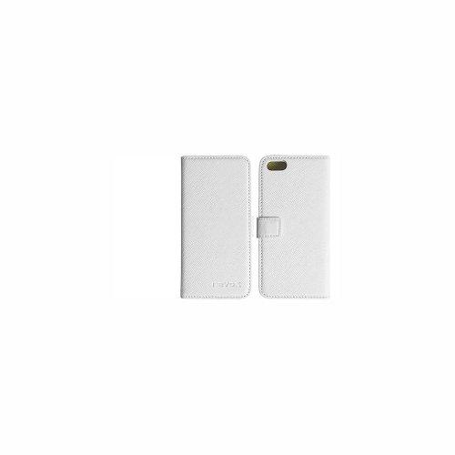Nevox Ordo Book Tasche Weiss-Grün für Apple iPhone 5C
