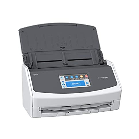 - 31txnF hUOL - Fujitsu ScanSnap iX1500 Color Duplex Document Scanner with Touch Screen for Mac and PC [Current Model, 2018 Release]