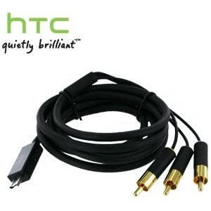 HTC AV Cable for HTC ADR6300/Vision - Micro USB to Composite