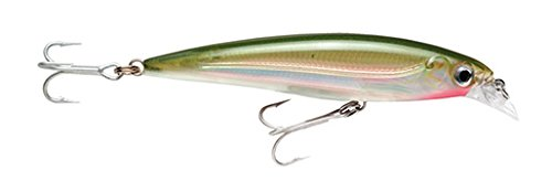 Rapala X-Rap Saltwater 14 Fishing lure, 5.5-Inch, Olive Green