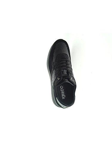 Igi&Co 67423 Sneakers Donna Nero 38