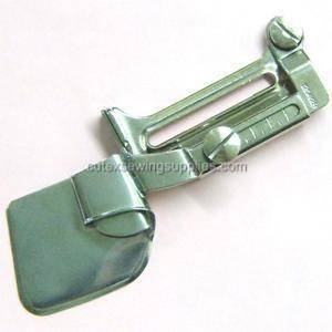 Cutex Sewing DOUBLE FOLD CLEAN FINISH HEMMING FOLDER ATTACHMENT FOR SEWING MACHINES HEMMER 3//8