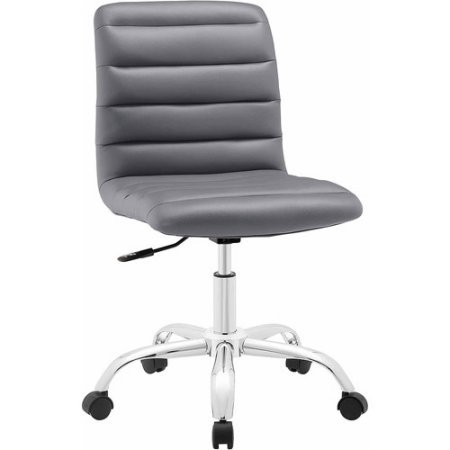 Modway Ripple Mid Back Office Chair, Multiple Colors Modern