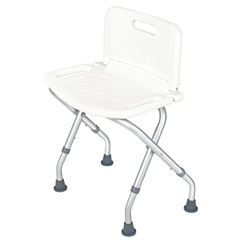 folding shower chair with back for disabled furniture chairs chairs