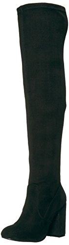Fergie Womens Scarlet Slouch Boot Black