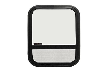Window Laurence Crl (C.R. LAURENCE VW31031 CRL Universal Vertical Lift Van Window 17-15/16