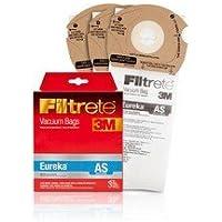 Filtrete 67726 Eureka AS Vacuum Bags (3-Pack)-- (Package Of 5)