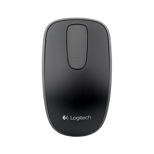 Logitech Zone Touch Mouse T400 for Windows 8 - Black (Certified Refurbished) by Logitech