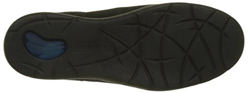 Stonefly Space Man 3 Nappa, Sneaker Uomo Nero (Nero/Black)