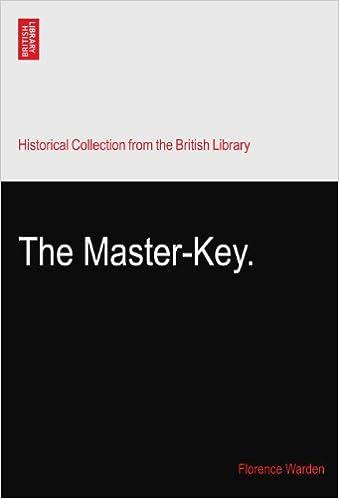 The Master-Key.