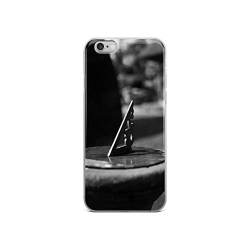iPhone 6/6s Case Anti-Scratch Creature Animal Transparent Cases Cover Sun Dial Animals Fauna Crystal Clear