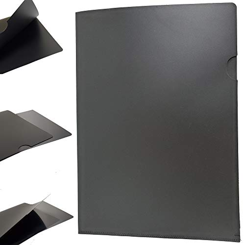 Plastic Carrying Folder for Laptop Privacy Screen Storage When Not in Use. Compatible up to 13 inches Computer Anti Spy Filter (11.69 in x 8.27in). (Computer Folder)