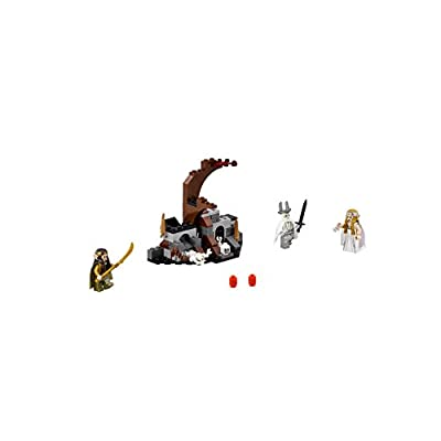 LEGO Hobbit Playset - Witch-king Battle 79015: Toys & Games