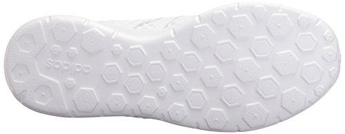 Chaussures Mat argent Adidas De W Lite Racer Femme Sport Blanc gwz7qBnw4