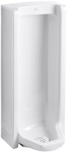 Kohler K-4920-R-0 Branham Urinal with Rear Spud, White (Branham Urinal)