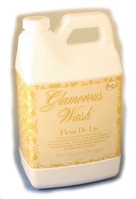 FLEUR DE LIS Glamorous Wash 64 oz Half Gallon Fine Laundry Detergent by Tyler Candles