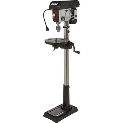 Klutch Floor Drill Press – 16-Speed, 13in. 3 4 HP, 120V